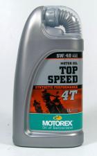 Motorex Top Speed 4T 5W-40 / 1 Liter