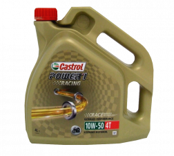 CASTROL POWER 1 Racing Ultimate Performance 4T 10W-50 / 4 Liter