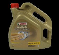 Castrol EDGE Professional LL3 Titanium / 5W-30 / 4 Liter
