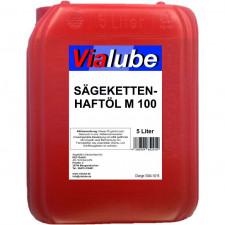 Vialube Sägenkettenhaftöl ISO 100 / 5 Liter