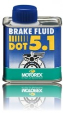Motorex Brake Fluid DOT 5.1 / 0,25 Liter