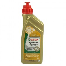 Castrol Syntrax Limited Slip 75W-140 / 1 Liter