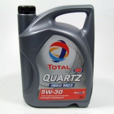 Total QUARTZ INEO MC3 5W-30 / 5 Liter