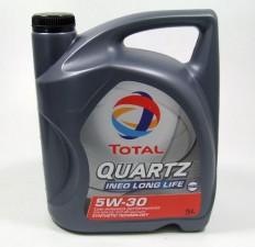 Total QUARTZ INEO LONG LIFE 5W-30 / 5 Liter