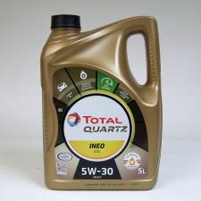 TOTAL QUARTZ INEO ECS 5W-30 / 5 Liter