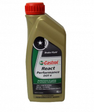 Castrol React Performance DOT 4  / 1 Liter