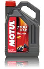 Motul 7100 4T 10W-40 MA2 / 4 Liter