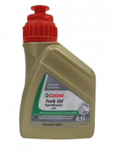Castrol Synthetic Fork Oil SAE 5W  / 0,5 Liter