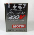 Motul 300V POWER RACING 5W-30 / 2 Liter
