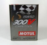 Motul 300V COMPETITION 15W-50 / 2 Liter