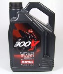 Motul 300V Factory Line Road Racing 15W-50 / 4 Liter