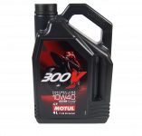 Motul 300V Factory Line Road Racing 10W-40 / 4 Liter
