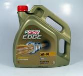 Castrol Edge 5W-40 Titanium FST / 4 Liter