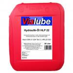 Vialube Hydrauliköl HLP 22 | HLP22 ISO / 20 Liter