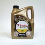 Total QUARTZ 9000 ENERGY 5W-40 / 5 Liter