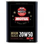 Motul Classic Oil SAE 20W-50 / 2 Liter