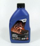 ELF MOTO 4 TECH 10W-50 / 1 Liter